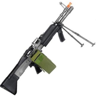 A&K MK43 Airsoft Machine Gun