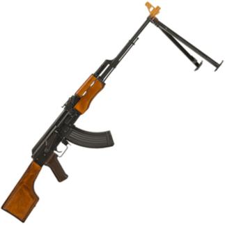 LCT RPK Airsoft Machine Gun