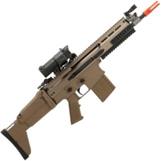 WE-Tech FN Herstal SCAR Heavy Airsoft Machine Gun