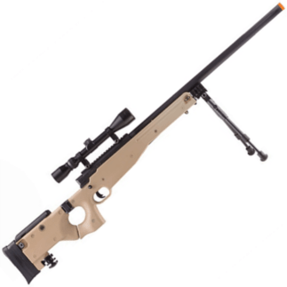 Well MB08 Airsoft Sniper Rifle